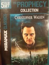 The Prophecy Collection (5 Film Set, 2 Disc, 2011, DVD) (USED)