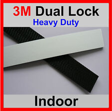 3M DUAL LOCK TAPE 5 X STRONGER THAN HOOK  LOOP ADHESIVE  600mm x 25mm