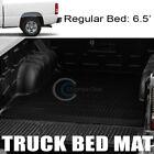 Fits 99-07 Silveradosierra 6.5 Black Diamond Truck Bed Trunk Mat Carpet Liner