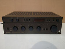 TECHNICS SU-8077K VINTAGE STEREO INTEGRATED AMPLIFIER MADE IN JAPAN