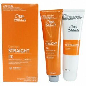 Wella Hair Straightener Wellastrate Creatine N/R Straight Intense Resistant