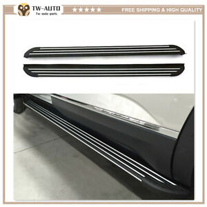 Fits for Jaguar F-Pace F pace 2016-2020 Door Side Step Nerf Bar Running Board