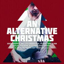 Various Artists : An Alternative Christmas Album CD 2 discs (2014)