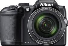 Nikon - COOLPIX B500 16.0-Megapixel Digital Camera - Black