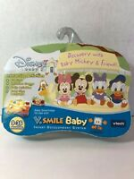 New V. Smile Baby Disney Discovery with Baby Mickey & Friends, VTECH