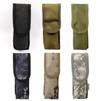 Tactical Molle 600D Universal Battery Pouch Holster Bag Pack Airsoft Hunting
