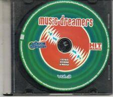 CD musicali disco artisti vari