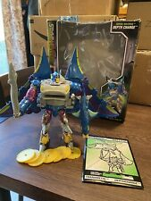 Transformers Beast Wars Transmetals Depth Charge Complete