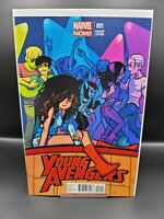 Young Avengers #1 Bryan Lee O'Malley Variant 1st Print VF/NM America Chavez