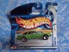 Hot Wheels - 1968 Cougar No 17/42