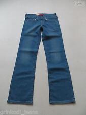 Levi's ® 557 EVE SQUARE CUT JEANS pantalon, 28/32, NEUF!!! Straight Denim, w28/l32