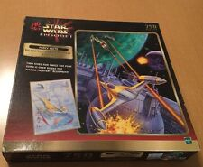 Sealed Star Wars Episode 1 750 Piece Puzzle: Bravo Squadron Assalut (2 sided)