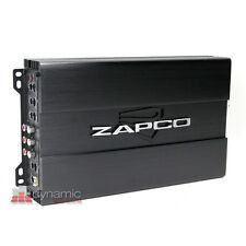 Zapco ST-4X II Car Stereo 4-Channel Class A/B Sub/Speaker Amplifier New