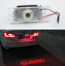 CANBUS Car LED License Plate Projection Light For BMW 3 Series 5 Series X1 X3 X5