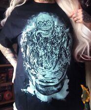 The Return Of The Living Dead Tarman Horror T Shirt Medium