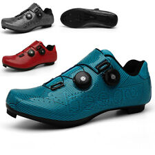 Cycling Shoes Men Racing Road Bike Trainers Self-locking Bicycle Sneakers Sports