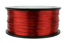 TEMCo Magnet Wire 22 AWG Gauge Enameled Copper 1.5lb 155C 751ft Coil Winding