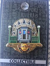 2017 HARD ROCK CAFE NEW YORK CITY SUBWAY/CHRYSLER BLDG FACADE PIN