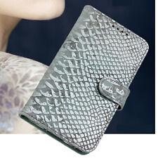 Genuine Leather Wild Croco Diary Case iPhone 8 Case iPhone 8 Plus 8 Colors Case