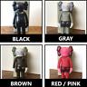 "KAWS Companion Open Edition Vinyl Reps Figure 8"" Black | Gray | Brown | Red"
