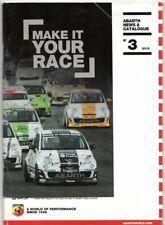 aa9c78d8b3a61 Abarth Fiat 500 595 695 Punto 2012 Edition 3 UK Market Sales Brochure