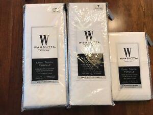 Wamsutta twin set
