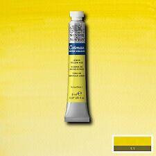 Winsor & Newton Cotman Watercolour Paint 8ml - Lemon Yellow