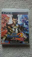 Sengoku Basara 3 Utage - Sony PlayStation 3 [NTSC-J] - Complete