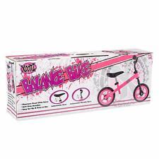 Xootz Vélo Équilibre Rose Amusant Garçon Fille Bébé Entraînement Anti Crevaison