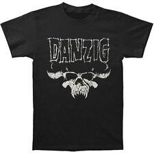 DANZIG - Skull Logo T-shirt - Size Extra Large XL - NEW - Misfits Horror Punk