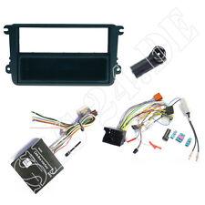 Radio Einbausatz CAN BUS Interface + 1 DIN Blende Radioblende VW Golf V Plus EOS