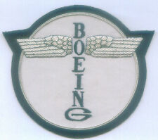 Boeing Corporation Aerospace Airliner Emblem Aircraft Space Military Seal Patch