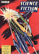 SCIENCE FICTION MAGAZINE janvier 1954. RARE