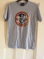 ALICE IN WONDERLAND Disney Official Johnny Depp HATTERS Film T-Shirt. Size S