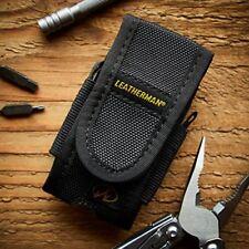 "Leatherman Standard NYLON 4"" Case holster REBAR BLAST WAVE CHARGE CRUNCH FUSE"