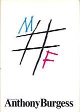 Mf Anthony Burgess 1971 First Edition Hb w/dj A Clockwork Orange Near Fine