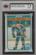 1982 83 O Pee Chee OPC #106 Wayne Gretzky  Edmonton Oilers KSA 7.5 Near Mint+