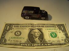 Hot Wheels 1956 Ford Panel Truck - Champion Spark Plugs Metalflake Blue - 2010