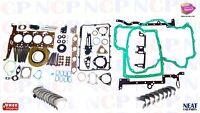FORD TRANSIT MK7/ MK8 2.2 RWD FULL ENGINE REBUILD HEAD SET & BEARINGS SET 2011 >