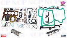 Ford Transit MK7/MK8 2.2 Rwd Complet Engine Rebuild Head Set & Roulements Set 2011 >