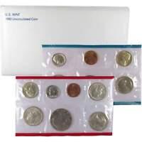 1980 U.S. Mint Uncirculated Set