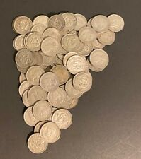 Australian Silver Shilling Coin x1