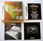 Jeu DEMO METROID PRIME HUNTERS Complet pour Nintendo DS