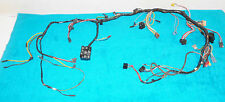 1967 Mustang Fastback Coupe GT Convertible ORIG UNDER DASH WIRING HARNESS woTACH