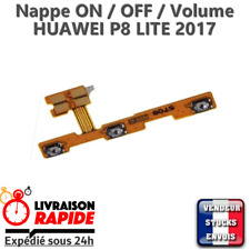 Nappe bouton ON OFF HUAWEI P8 lite 2017 power button volume up down flex ribbon