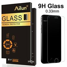iPhone 8 Plus Screen Protector Tempered Glass Anti Scratch Anti Finger Print New