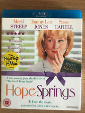 Meryl Streep Hope Springs 2012 Romcom UK Blu-ray w/ Slipcover