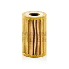 Mann Oil Filter Element Metal Free For Audi A3 1.6 TDI 2.0 TDI quattro 2.0 TDI