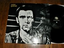 PETER GABRIEL Org 1980 self-titled LP w Games Without Frontiers VG+/NM-