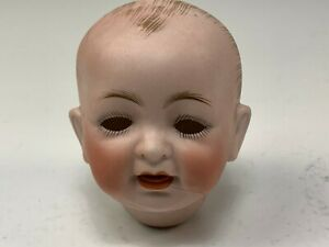 Antique German Mold 151 Bisque Socket Baby Doll Head